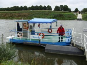 Limburg Rotem (B) - Grevenbicht (NL) het Veerke