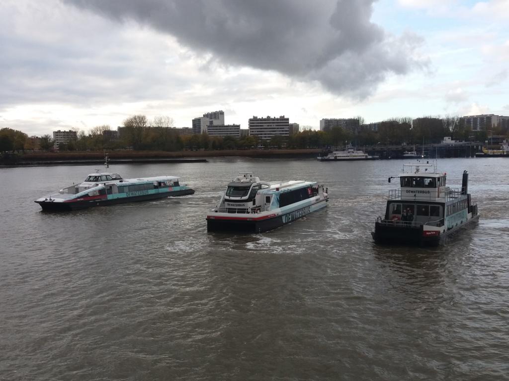 Waterbus Antwerpen Parade vaartuigen op 11 11 2017 Foto T B