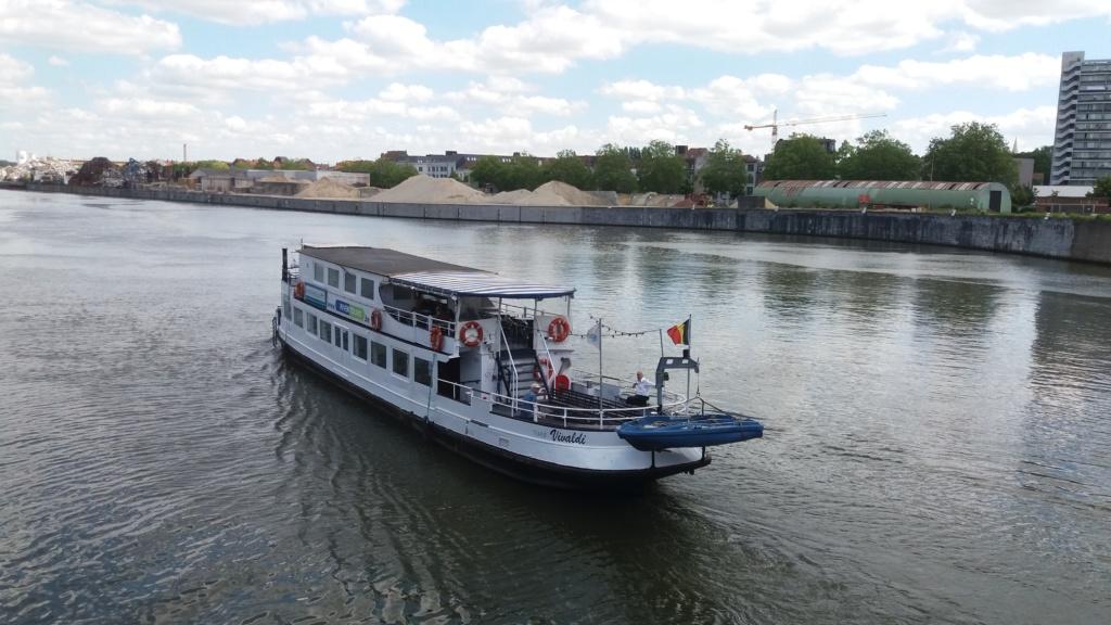 Waterbus Vilvoorde - Brussel